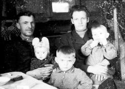 Anykštėnų šeima