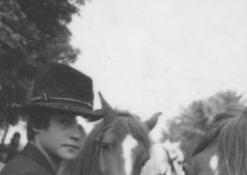 Vaikinas ir arklys