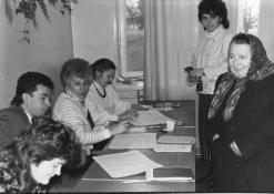 1989 03 26 - Rinkimai į SSSR liaudies deputatus