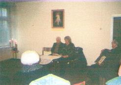 2006 11 24 - Susitikimas su rašytoju Kęstučiu Arlausku