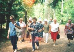 Naujųjų Elmininkų kaimo bendruomenė. Laumės klėtis / Variaus atodanga