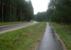 Kelias Niūronys - Anykščiai