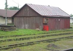 Siaurojo geležinkelio stotis