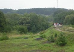 Siaurojo geležinkelio tiltas