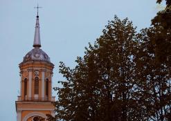 Kavarsko bažnyčios bokštas