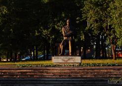 A. Vienuolio paminklas