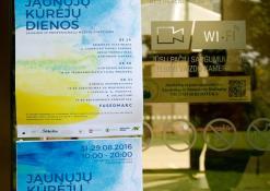 2016 08 30 - Jaunųjų kūrėjų dienos - Trumpametražių filmų peržiūra