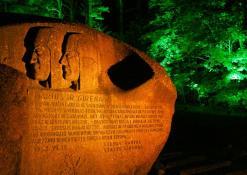 2016 09 24 - Turizmo naktis - Pramoginio traukinuko kelionė nuo Dainuvos slėnio link Medžių lajų tako komplekso