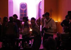Koncerto svečiai