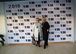 Dijana Petrokaitė su festivalio svečių
