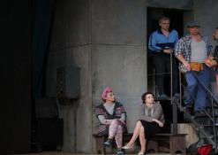 Aktoriai: R. Valiūkaitė, E. Gudavičiūtė  A. Dainavičius, A.Gradauskas, Tadas Gryn