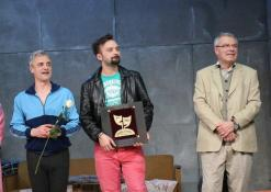 Aktoriai: A. Dainavičius, T. Gryn, R. Bagdzevičius, A. Gradauskas