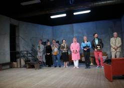 Aktoriai: R. Valiukaitė, M. Bilinskaitė, A. Gradauskas, E. Gudavičiūtė, T. Vaškevičiūtė, A. Dainavičius, T. Gryn