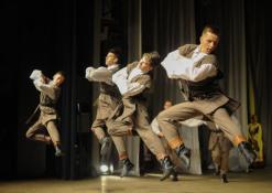 """Šoka liaudiškų šokių kolektyvas """"GOJUS"""""""