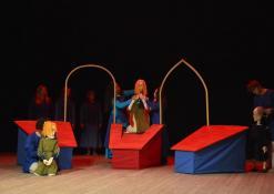 """Tarptautinio lietuviškų mėgėjų teatrų festivalio """"ARTimi"""" atidarymas - Mortemer Abatijos """"Au Temps des Abbayes"""""""