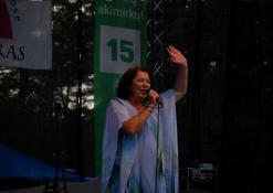 Larisa Kalpokaitė ir Daumantas Slipkus