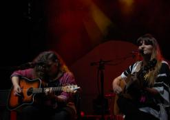 Maria Rozalen ir Rocio Ramos