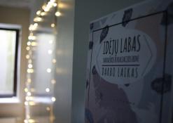 2016 04 27 - Idėjų Labo grafinio dizaino studijos atidarymas