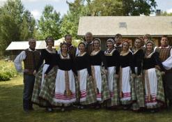 Etnografinių šokių ansamblis