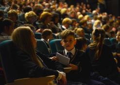 """2017 04 28 - Antano Vienuolio mokyklos 95-ųjų metinių šventinis renginys """"Laiko laiškai"""""""