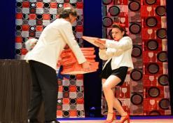 """2017 05 12 - Tarptautinis mėgėjų teatrų festivalis """"ARTimi"""" (2017) - Spektaklis """"Pizza"""""""
