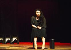 Aktorė Evgenija Gnedova