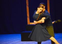 """2017 05 13 - Tarptautinis mėgėjų teatrų festivalis """"ARTimi"""" (2017) - Spektaklis """"1984"""""""