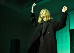 Aktorė Laura Varnauskaitė