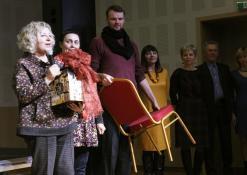 Sveikina Anykščių kultūros centro darbuotojai