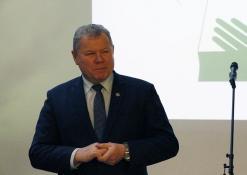 Anykščių rajono meras Kęstutis Tubis