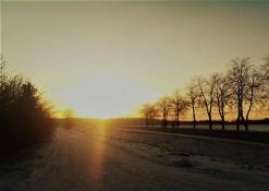 Naujieji Elmininkai saulėlydis