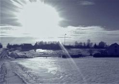 Naujieji Elmininkai žiemą