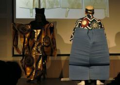 Takamasa Fudžima velkasi pagrindinį kostiumą