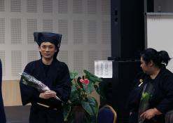 Aktoriai Takakage Fudžima ir Tatsumi Fudžima