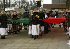 Lietuvos trispalvė