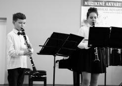 Koncertuoja vaikai