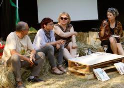 2018 06 21 - Anykščių Miško festivalis (2018) - Miško forumas - Idėjų suneštinis