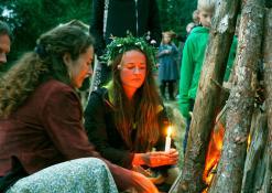 Ritualinis laužo uždegimas