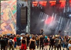 "2018 07 13 - Festivalis ""Devilstone"" (2018) - Antroji diena"