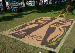 Anykščių trečiojo amžiaus universiteto floristinis kilimas