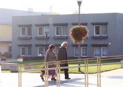 Rimantas Povilas Vanagas su žmona