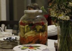 Fermentuotos daržovės
