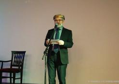 Rašytojas Vladas Braziūnas