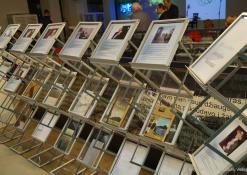 Vlado Braziūno knygų paroda