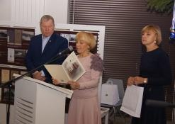 Krašto dokumentų ir kraštotyros skyriaus vedėja Audronė Berazauskienė