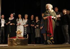 Anykščių kultūros centro direktorė Dijana Petrokaitė