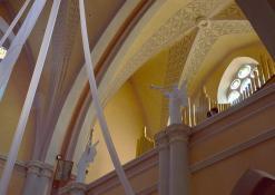 Anykščių Šv. apaštalo evangelisto Mato bažnyčia - Interjeras