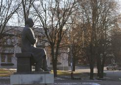 Antano Vienuolio - Žukausko paminklas