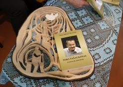 """2019 02 24 - Aldonos Dudonytės-Širvinskienės knygos """"TOKS PAŠAUKIMAS GAMTAI IR ŽMONĖMS"""" pristatymas"""