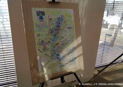 Piešinys - Žemėlapis